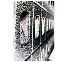 Large Holes Poster