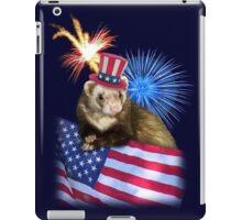 Patriotic Ferrot iPad Case/Skin