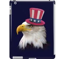 Patriotic Eagle iPad Case/Skin