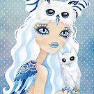 Owl Duchess by sandygrafik