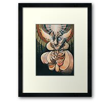 The Arousal of Brahma  Framed Print