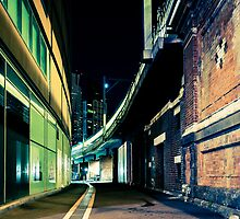 The Alley by RDickens