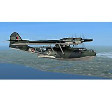 Norwegian Consolidated PBY Catalina Mk.I Photographic Print