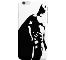Batman shadow iPhone Case/Skin