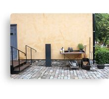 garden accessories Canvas Print