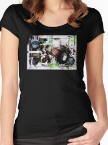 Bring Spring In Women's Fitted Scoop T-Shirt
