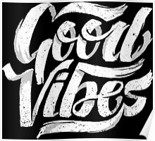 Good Vibes - Feel Good T-Shirt Design Poster