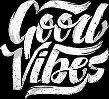 Good Vibes - Feel Good T-Shirt Design Photographic Print