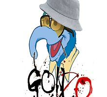 Dr. Gonzo by jackstraw78