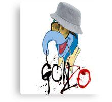 Dr. Gonzo Canvas Print