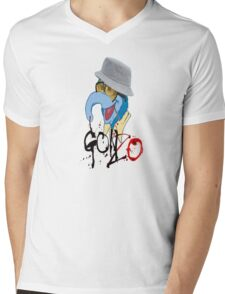 Dr. Gonzo Mens V-Neck T-Shirt