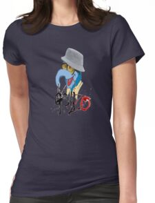 Dr. Gonzo Womens Fitted T-Shirt
