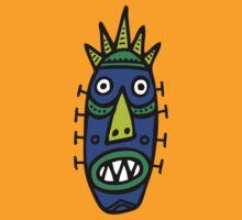 Ritual Mask by dukepope