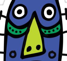 Ritual Mask Sticker