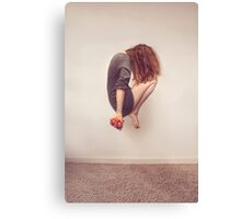 The Acrobat - Surreal Photography Canvas Print