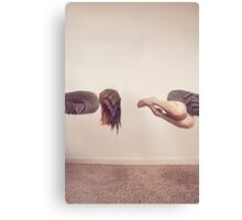 The Levitator - Surreal Photography Canvas Print