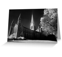 UV Cathedral Greeting Card