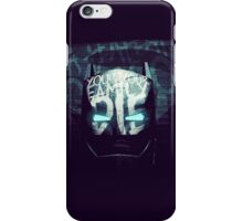 Man Vs God iPhone Case/Skin