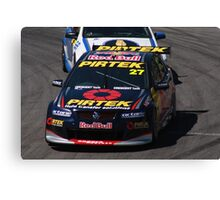 2013 Clipsal 500 Day 3 Dunlop Series #27 Casey Stoner Canvas Print