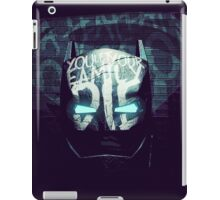 Man Vs God iPad Case/Skin