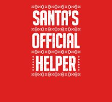 Santa's Official Helper Unisex T-Shirt