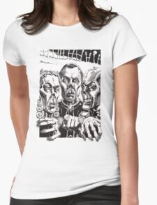 The Graveyard Book, 'The Ghouls' - ink Womens Fitted T-Shirt