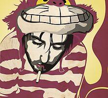 Smoke dreams by AdamSymmons85