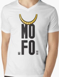 The Vale - MOFO (Bad Foyo Elf's shirt) Mens V-Neck T-Shirt