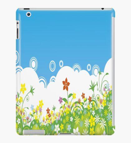 Spring & Multicolor Flowers iPad Case iPad Case/Skin