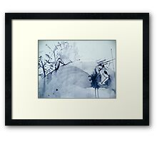 We Dragged your demons well.  Framed Print