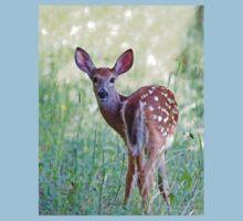 Innocence - White-tailed Deer Kids Tee