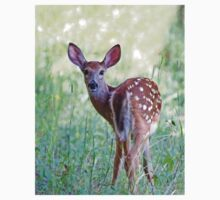 Innocence - White-tailed Deer One Piece - Short Sleeve