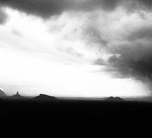 Glass House Mountains by CourtneyAnne82