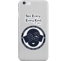 Adult Hide & Seek League iPhone Case/Skin