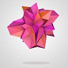 Pink Like Orange by volkandalyan