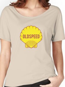 OldSpeed Shell.  Women's Relaxed Fit T-Shirt