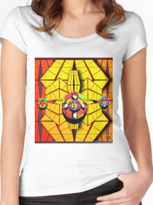The Xenon Codex 2 Women's Fitted Scoop T-Shirt