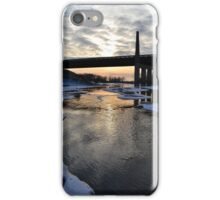 Portrait Discovery at Dusk iPhone Case/Skin