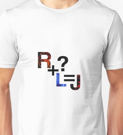 ASOIAF RLJ Theory T-Shirt Unisex T-Shirt