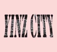 Yinz City: Black One Piece - Long Sleeve