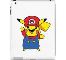 Super Pikachu iPad Case/Skin