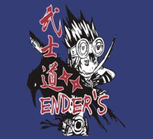 Bushido Crow by endersclothing