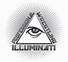 PWI PRO WRESTLING ILLUMINATI by Richard Fonseca