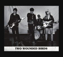 Two Wounded Birds by KCulmer