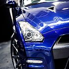 Nissan GTR by Tyler Nardone