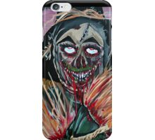 If I could only eat your brians  iPhone Case/Skin