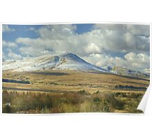 Clough Head,The Lake District Poster