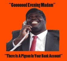BANK ACCOUNT DETAILS - GEORGE by SHARMO