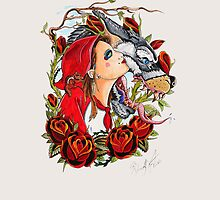 Red and the Wolf by Iroek