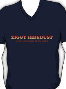 Ziggy Hidedust & The Hiders From Mars T-Shirt